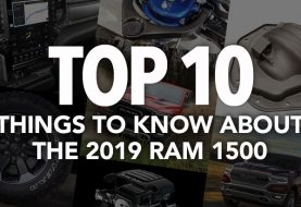 2019 Ram 1500: Top 10 Things You Need to Know