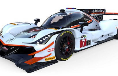 Acura Has a New Race Car, and it Will Race at Daytona This Weekend