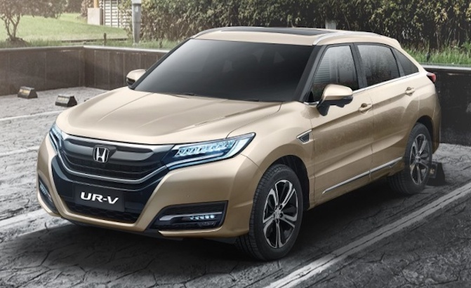 Honda Passport to Return as Two Row, Mid Size Crossover