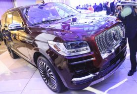 Lincoln Navigator Wins 2018 North American Truck of the Year