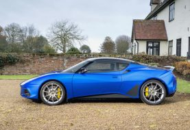 Lotus Evora GT410 Sport Arrives as New Mid Range Model