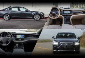 Poll: Lexus LS 500 or Cadillac CT6?
