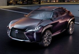 Production Lexus UX Rumored to Debut in March