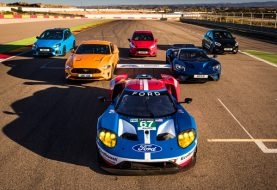 So a Ford GT, Fiesta ST, Some Mustangs and a Raptor Walk into a Bar...