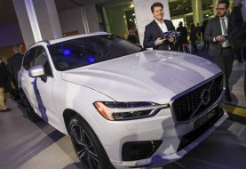 Volvo XC60 Wins 2018 North American Utility Vehicle of the Year