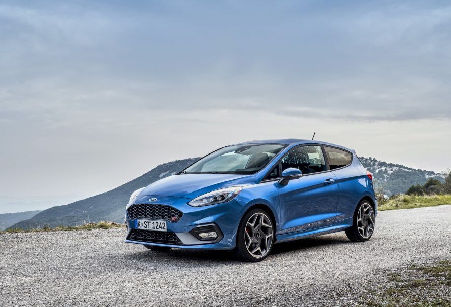 Driven: 2018 Ford Fiesta ST