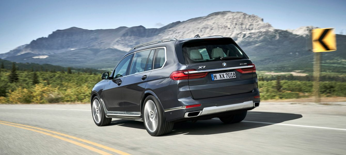 2019 BMW X7 FIRST LOOK: BIGGER BIMMER
