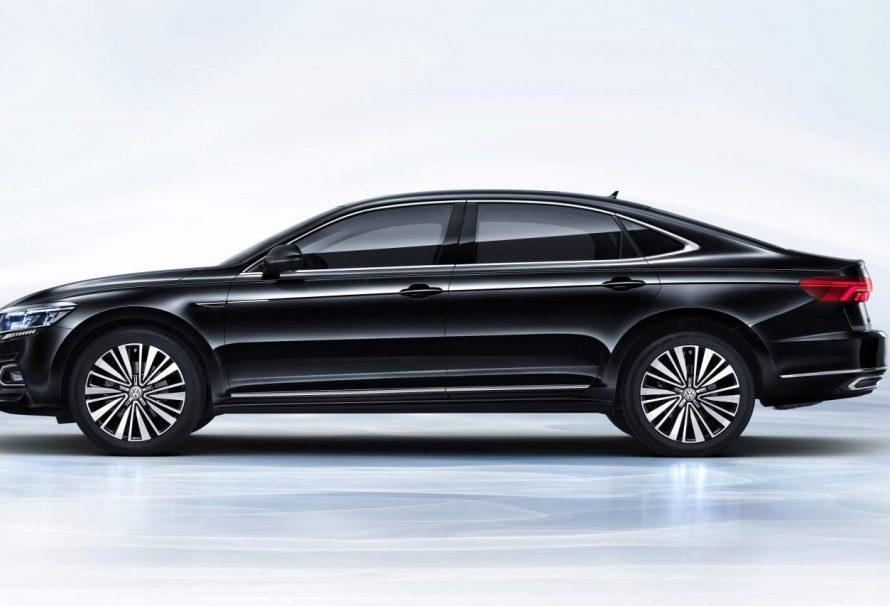 2019 volkswagen passat revealed in china previews u s model. Black Bedroom Furniture Sets. Home Design Ideas