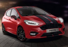 Ford Launches Fiesta ST-Line Red Edition, Joined By Black Edition