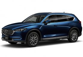 Mazda CX-8 Gets Two 2.5-Liter Engines in Japan, Turbo Makes 230 HP