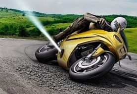 How the Bosch Motorcycle Skid Mitigation System Works