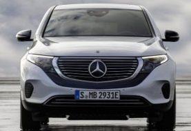 Mercedes-Benz EQC Is Three Months Behind Schedule