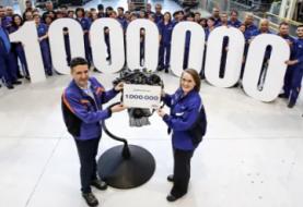 Ford Romania Produces 1,000,000th EcoBoost 1.0L Turbo Engine In Craiova