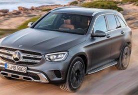 2022 Mercedes-Benz GLC to Be Made in Sindelfingen