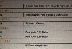 2020 Chevrolet Corvette Order Guide Reveals LT2 Engine, Z51 Performance Package