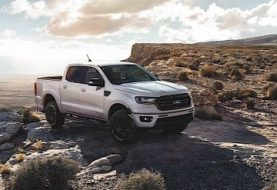 2019 Ford Ranger Turns Meaner with Black Appearance Package