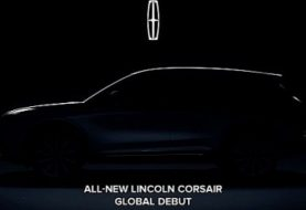2020 Lincoln Corsairto Be Unveiled in New York