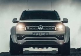 Volkswagen Confirms Tie-Up With Ford For Next-Generation Amarok Pickup Truck
