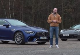 Mercedes-AMG GT 63 S vs. Porsche Panamera Turbo S: A Battle of Luxury and Power