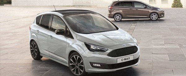 Ford C-Max, Grand C-Max Will End Production In June 2019