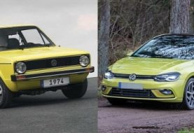 The Volkswagen Golf Is 45 Years Old, Prepares To Welcome 8th Generation