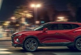 2020 Chevrolet Blazer To Add Turbo Engine