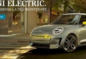 MINI Electric Car Available To Pre-Order In France