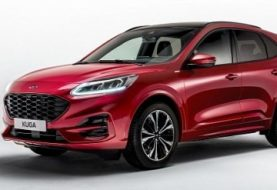 Larger, Lighter 2020 Ford Kuga Debuts With Three Hybrid Engines