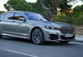 2020 BMW 7 Series Looks Huge in Extensive New Image Collection