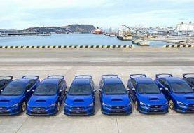 Subaru WRX STI Sent Off In Spain With Final Edition