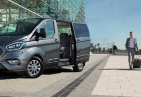 Ford Goes Plug-In Hybrid With Tourneo Custom Passenger Van