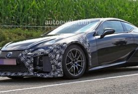 """Lexus Official Says """"Something Big Is Coming To the LC This Year"""""""