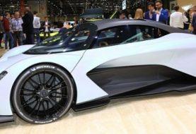 Aston Martin AM–RB 003 To Feature 1,000 Horsepower, e-AWD, 8-Speed DCT