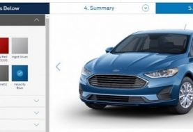 2019 Ford Fusion Looks Neat In Velocity Blue