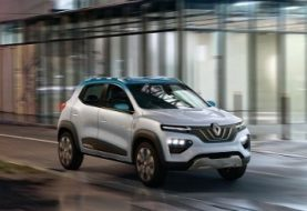 2020 Renault City K-ZE Electric SUV to Premiere in Shanghai