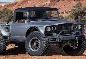 """Hellcat V8 """"Fits Like A Glove"""" In the Jeep Wrangler, Gladiator"""