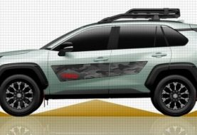 2019 Toyota RAV4 Now Available With TRD, Modellista Accessories In Japan