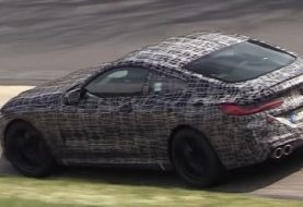 2020 BMW M8 Testing Hard at the Nurburgring, Edging Closer to Production