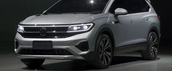 Volkswagen SMV Concept Previews 5.1-Meter SUV-Minivan Mix in China