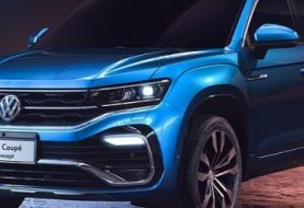 Volkswagen Teramont X (Atlas Coupe) and Possible Tiguan Coupe Uveiled