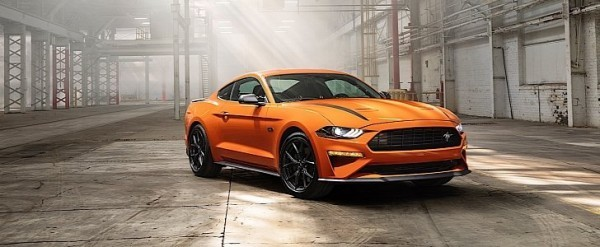 Entry-Level 2020 Ford Mustang Gets Power Boost from Focus RS Engine