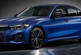 2020 BMW 3 Series Stretches to Become 325Li Exclusively for China