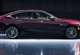 2020 Cadillac CT5 Debuts At New York Auto Show