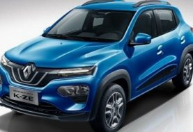 Renault City K-ZE Looks Like a Cheap Kwid EV in China