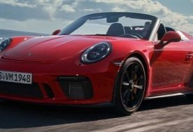 Porsche 911 Speedster Costs GT2 RS Money ($275K), Has Individual Throttle Bodies