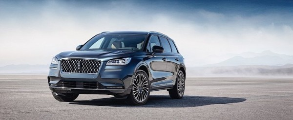 2020 Lincoln Corsair Hits Small Luxury SUV Segment with Aviator Cues