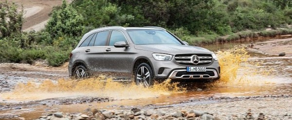 2020 Mercedes-Benz GLC Starts at EUR 47,700, Only Diesel to Sell at First