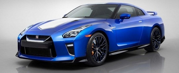 Nissan GT-R Receives Anniversary Edition Just In Time For the New York Auto Show
