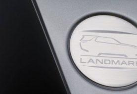 Landmark Edition Celebrates Three Decades Of Land Rover Discovery