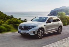 Mercedes-Benz EQC Edition 1886 Arriving In North America In 2020